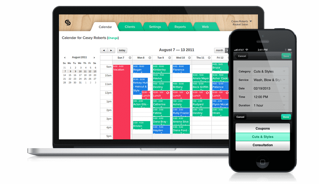 online schedule Online scheduling software isn't just for large corporations businesses of all types and sizes that book meetings, sales demos or customer service appointments can benefit from online scheduling.